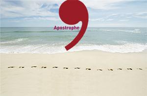 Apostrophe-Une